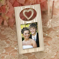Heart Design Picture Frame