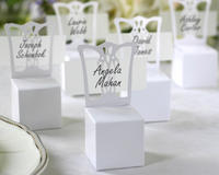 Miniature Chair Place Card Holder and Favor Box - Pkg 12