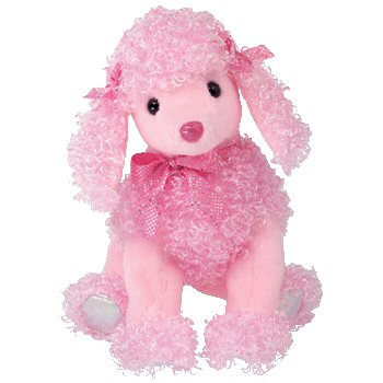 Ty Pinkys PINKY POO the Poodle