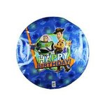 18 Happy Birthday Toy Story Buzz & Woody Mylar Balloon