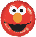 18 Elmo Smiles Mylar Balloon