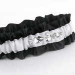 Glitz & Glam Bridal Garter - Colors!