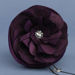 Floral Fantasy Petite Ring Pillow