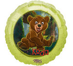 18 Inch Koda Brother Bear Mylar Balloon