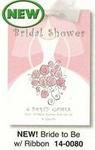 Bridal Shower Game Sheets - Pkg 8