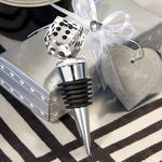 Choice Crystal Die Design Bottle Stoppers