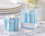 Something Blue Wedding Gift Candle (Set of 4)