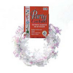 Snowflake Wired Garland - 3 Colors!