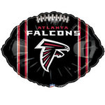 18 Atlanta Falcons Mylar Balloon