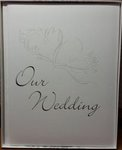 Our Wedding Double Hearts & Floral Album