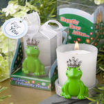 At Last I Found My Prince Collection Frog Votive Candle Holder