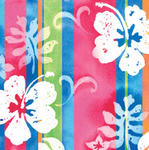 Bamaha Breeze Luncheon Napkins - Pkg 16