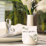 Mini Vase & Place Card Holders - Pkg 6
