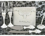 Eleganza Lace 6 Piece Set
