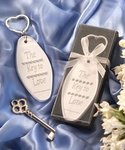 The Key to Love Resin Key Chain
