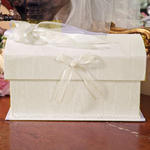 Elegant Wedding Card Box and Money Holder