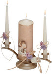 Sweethearts Taper Candle Set