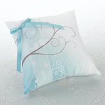 Love Birds Ring Pillow