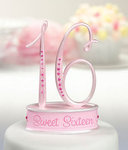 Sweet Sixteen Cake Top