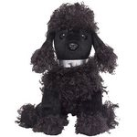 Ty Beanie Baby BIJOUX the Poodle