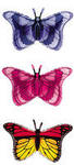 26 Jewel Tone Butterfly Balloon - 4 Colors!