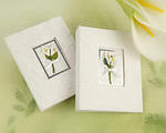Calla Lily Memories Guest Photo Album Favors
