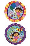 Dora the Explorer 18 Inch Mylar Balloon - 2 Styles