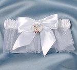 Dreamsicles Bridal Garter - 3 Colors
