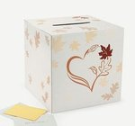 Fall Wedding Card Box