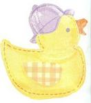 Hugs & Stitches Ducky Balloon