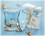 Seashells Gel Candle