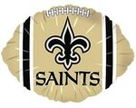 18 New Orleans Saints Balloon