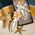 Starfish Design Favor Saver Bookmark Favor