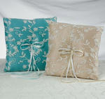 Timeless Lace Ring Pillow - 2 Colors!