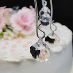 Sea Shell Crystal Cake Drops - Set of 5